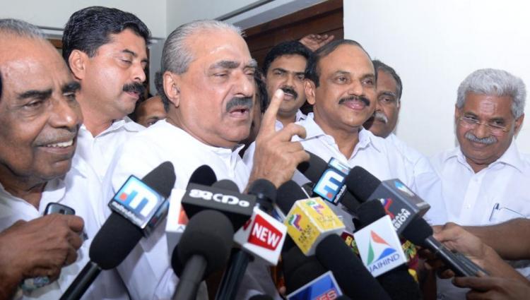 KM Mani stands firm in defending himself blames media for lack of investigative drive