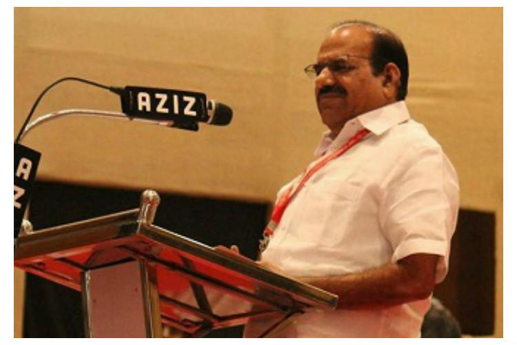 Party will not support Binoy he is responsible CPIM leader Kodiyeri Balakrishnan