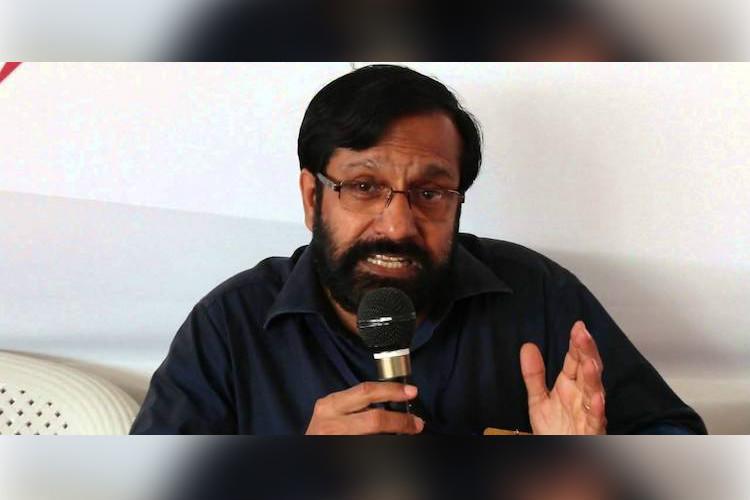 Kerala writer KP Ramanunni gets threat demanding he convert to Islam CM promises action