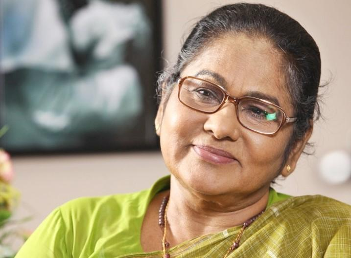 Kerala polls We dont need star candidates posters against KPAC Lalitha