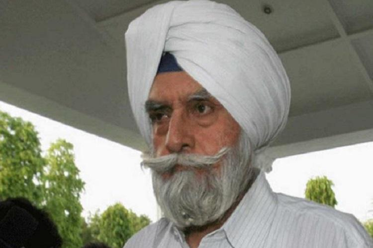 KPS Gill, former DGP of Punjab, passes away at 82