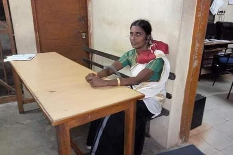 After arrest KP Sasikala on hunger strike demanding to be taken to Sabarimala
