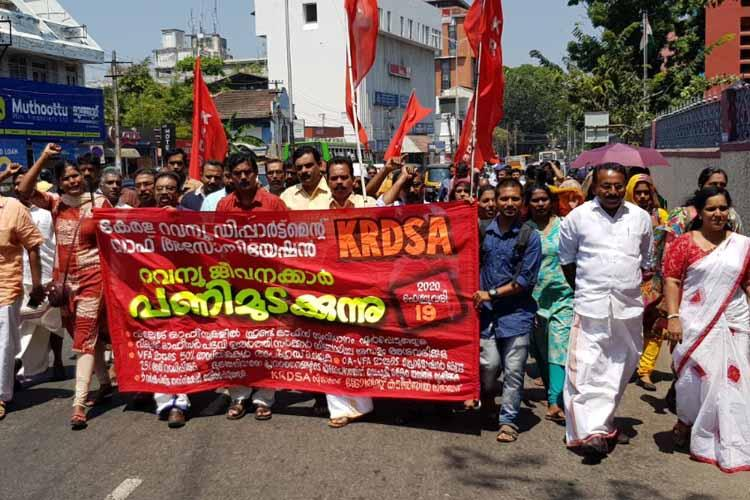 Why thousands of Land Revenue Department staffers in Kerala are on strike