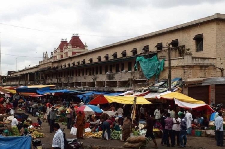 Smart City project Why there are no bidders to renovate Bengalurus KR Market