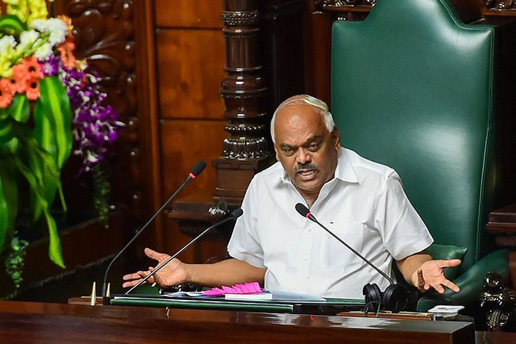 Karnataka Speaker asks rebel MLAs to appear before him on Tuesday