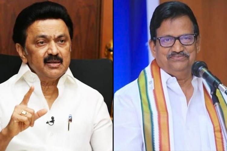 It's Congress vs BJP in five constituencies in Tamil Nadu | The News Minute