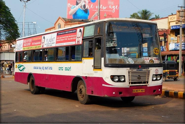 Karnataka bus drags dead man in undercarriage over 70 km police arrest driver