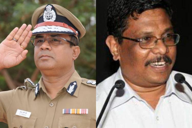 K Shanmugam appointed as TN Chief Secretary JK Tripathy is new police chief