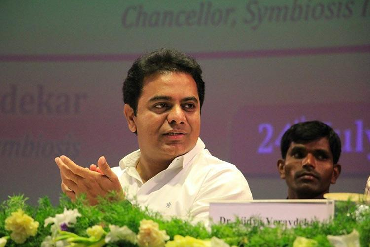 KTR promises Hyd residents he will take up Gough Road closure with Ministry of Defence