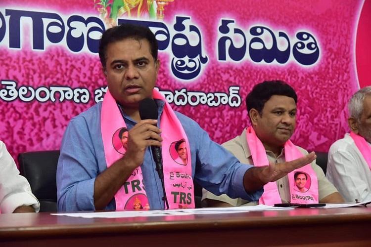 TRS sweeps Telangana Zilla Parishad polls