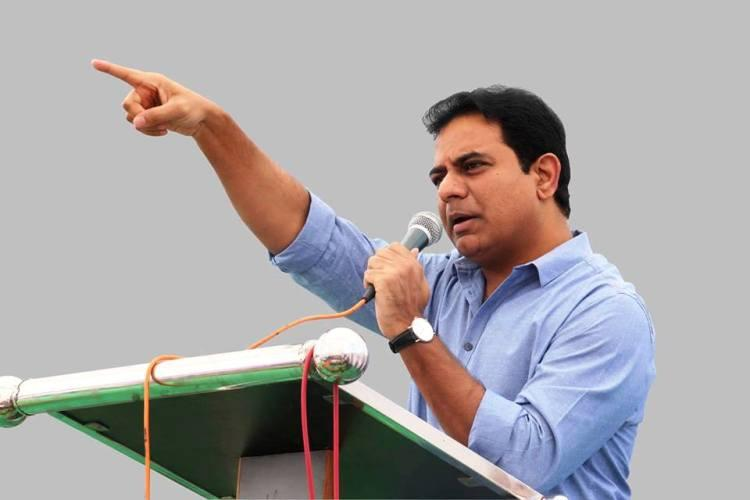 TRS leader KTR lashes out at PM Modi asks what he has done since he came to power
