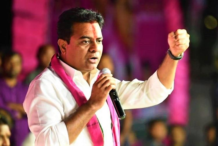 Federal Front will decide next PM KTR kicks off TRS campaign in Telangana