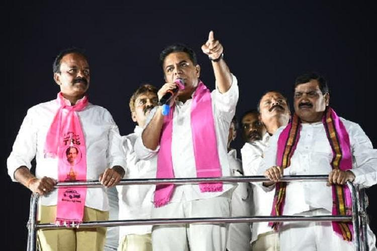 Federal Front will emerge as largest group at Centre after polls KTR