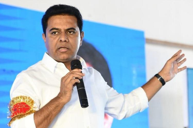 Sonia Gandhi being misled by Congress leaders in Telangana KTR