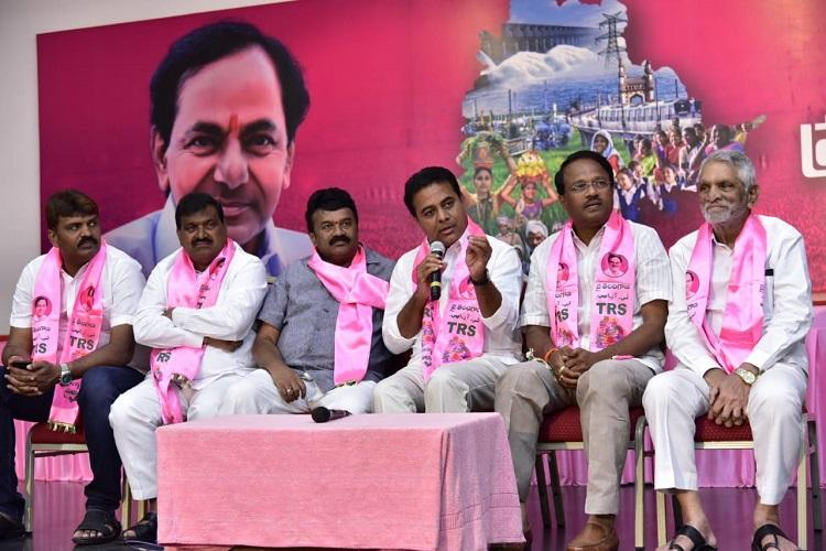 Quit conducting surveys KTR on Lagadapati Rajagopals Telangana polls prediction