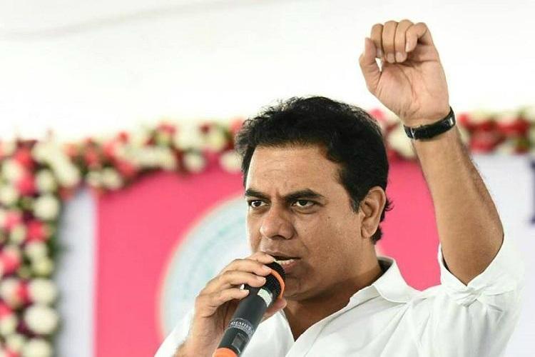 LT to open Mindtree in Warangal soon IT Minister KTR