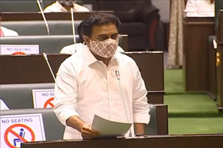 Telangana Assembly passes amendments to GHMC Act