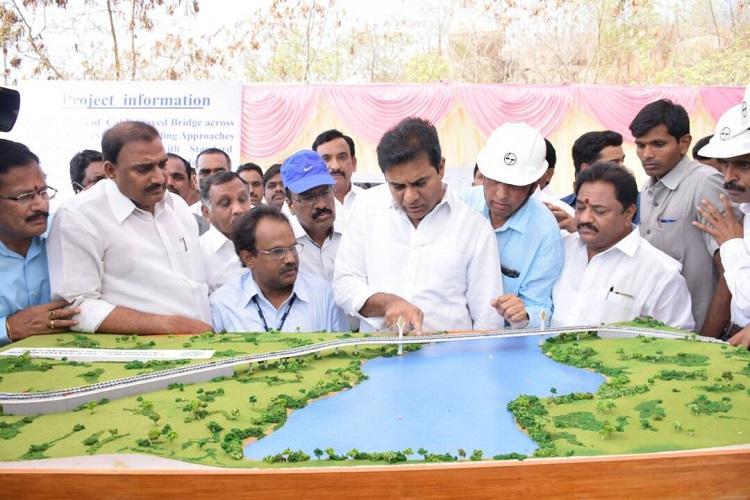 Hyderabad to get a suspension bridge across Durgam Cheruvu by 2019
