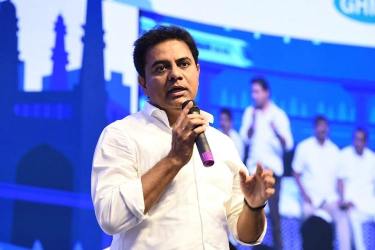 Telangana T-Hub keen on partnering with UAE across sectors KTR