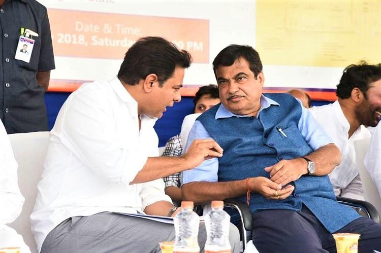 Hyderabad to get regional ring road Gadkari announces Rs 5500 cr project