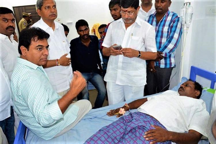 Telangana Dalit torture case SC panel slaps notice accused-SP to attend prestigious event