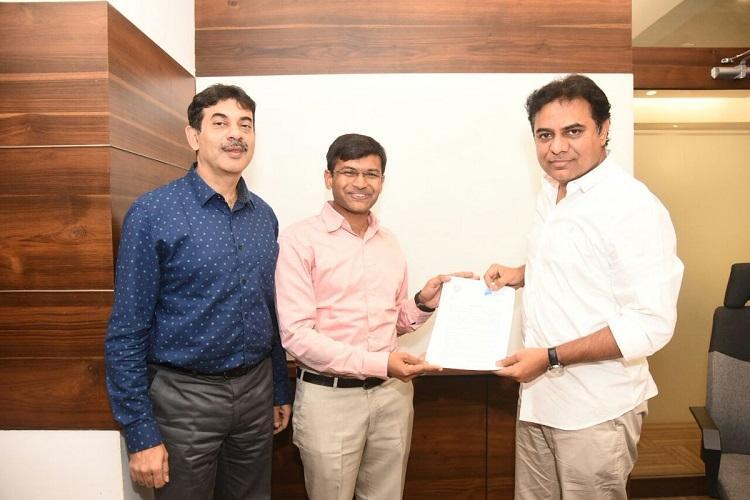 Telangana appoints RedBus co-founder Phanindra Sama as Chief Innovation Officer