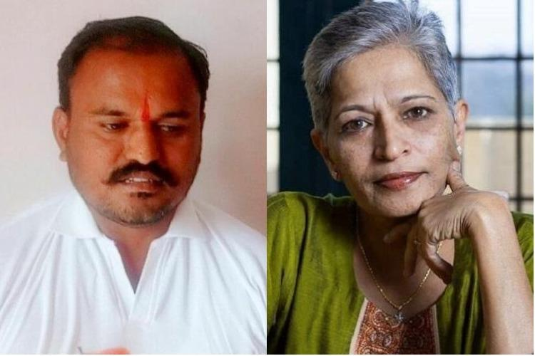 Gauri Lankesh murder Accused Naveen Kumar booked for murder