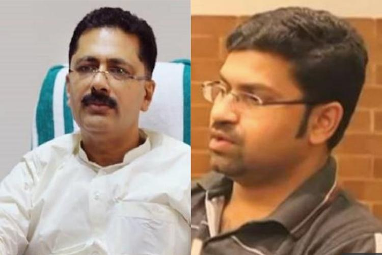 Accused of nepotism Kerala minister KT Jaleels relative steps down from govt post