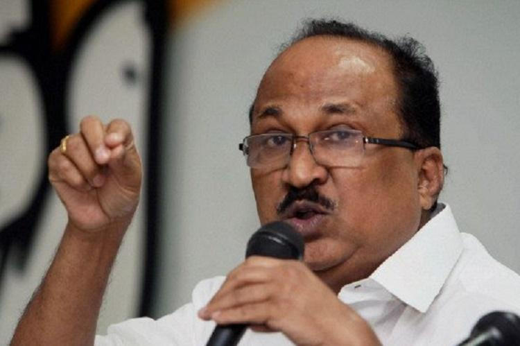 KV Thomas denies praising Modi after Kerala Congress seeks explanation