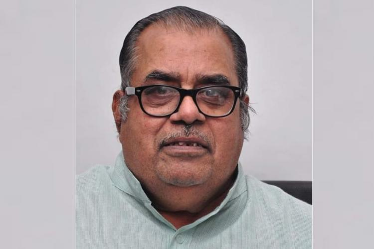 K Varadharajan CPIM leader profile image