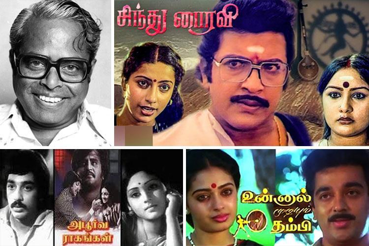 Bringing Carnatic music to mainstream Tamil cinema the K Balachander way