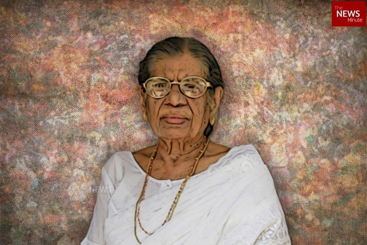 The story of Gowri Amma One of Keralas tallest woman politicians turns 100
