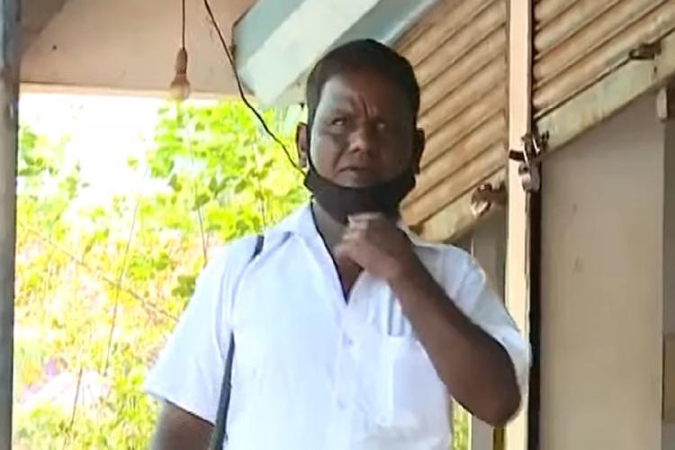 K Sundara MAthrubhumi news screen shot