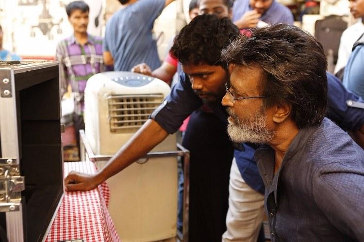 Kaala will have political references Pa Ranjith reveals