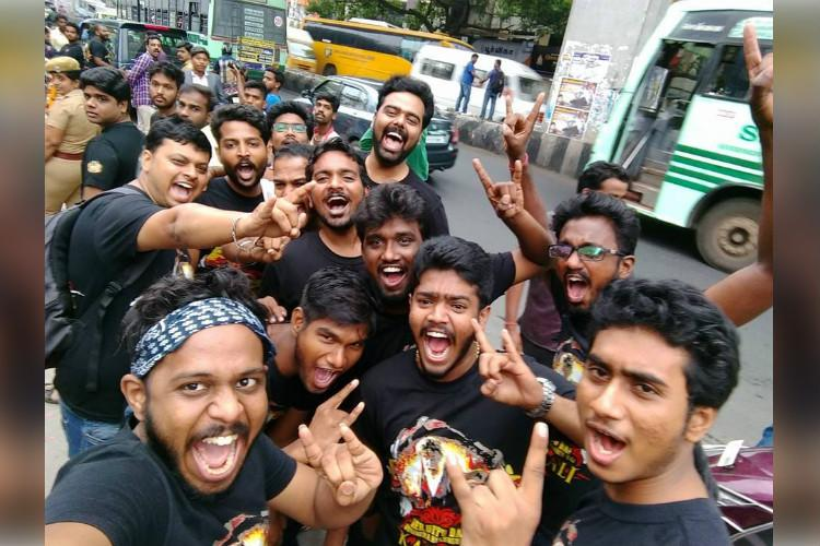 Amid protests, Rajini's Kaala screened in many parts of Karnataka