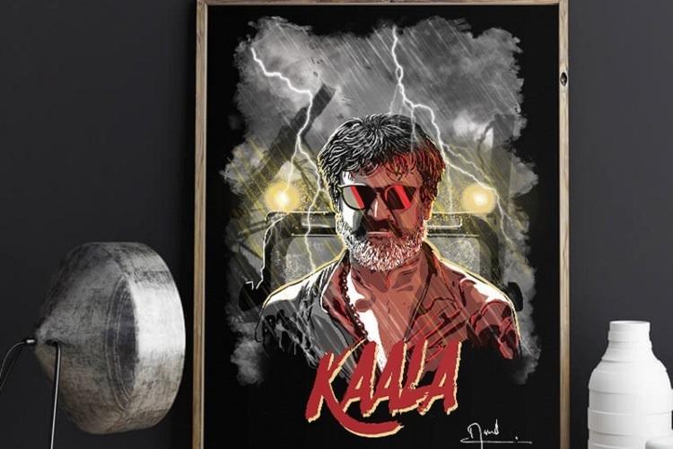 Brand Rajinikanth From laptop sleeves to mugs Kaala craze has caught on