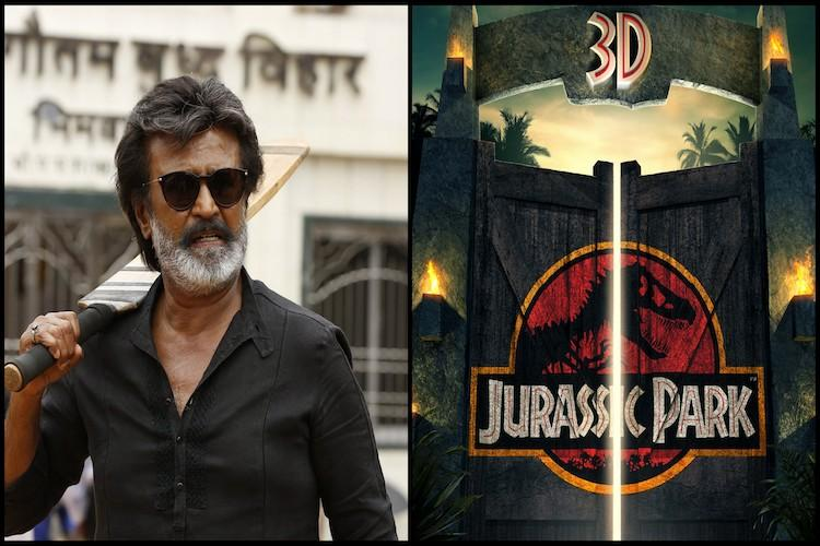 Rajinikanths Kaala to clash with Jurassic Park Fallen Kingdom