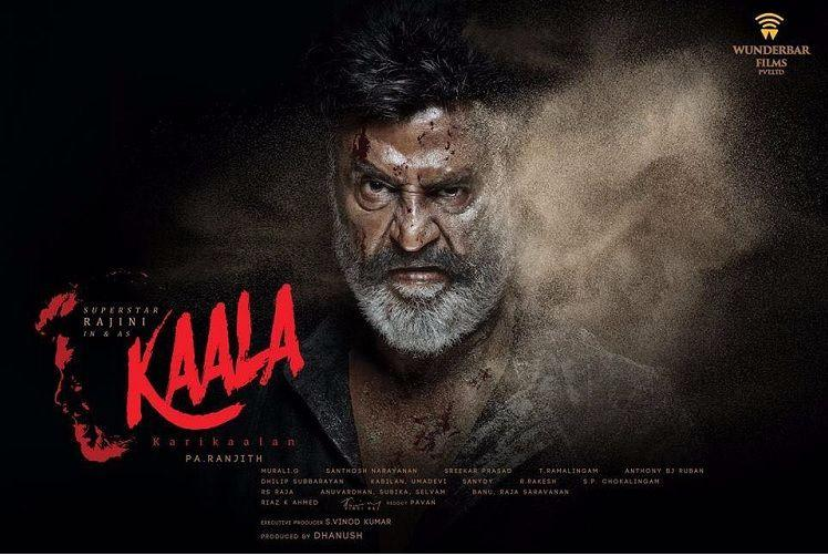 Rajinikanth's Kaala takes 2.0 release date, to hit screens on April 27