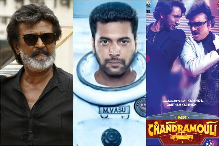 The Kollywood release race Too many films not enough screens