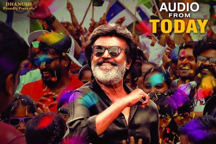 Kaala audio launched In typical Pa Ranjith style the album packs a political punch