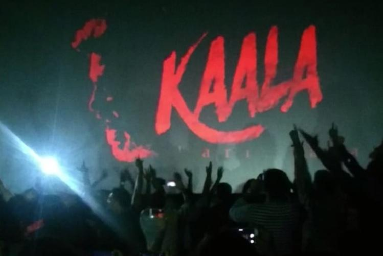 How Rajinikanths politics is playing out at cinema halls amidst Kaala