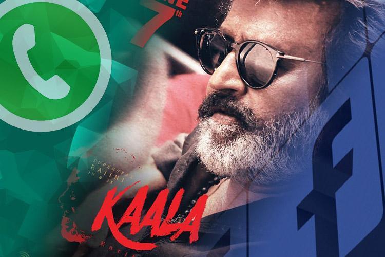 A true Ambedkarite film Telugu Dalit youth and academia in Kaala fever