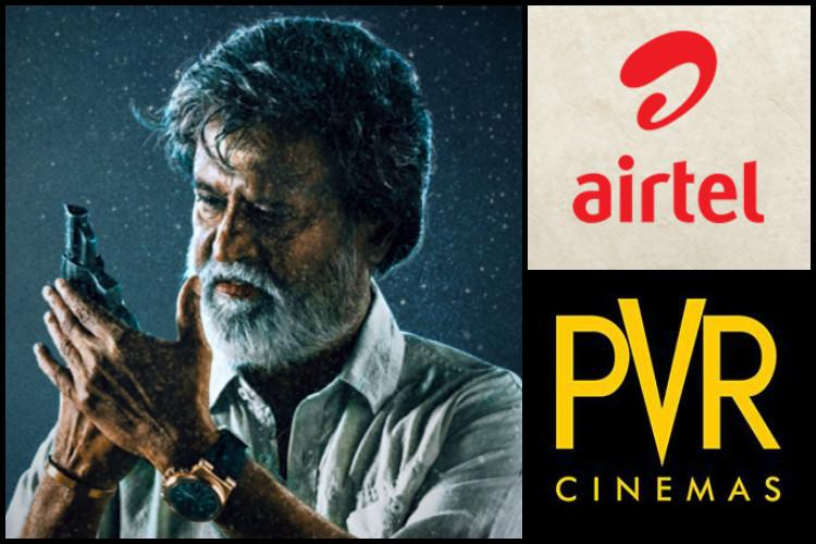 After AirAsia PVR and Airtel get their share of the Kabali-mania