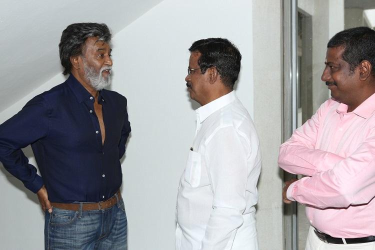 Rajinis Kabali vs Piracy Producer Kalaipuli S Thanu goes to court