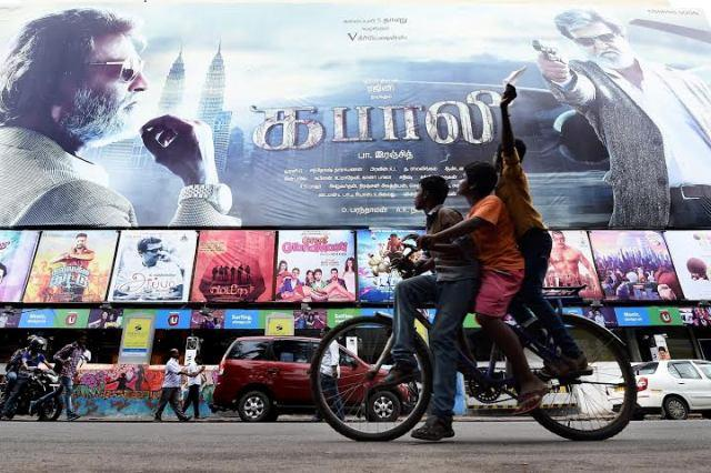 Intro scene of Kabali leaked Outrage online producer says watch it in theatres