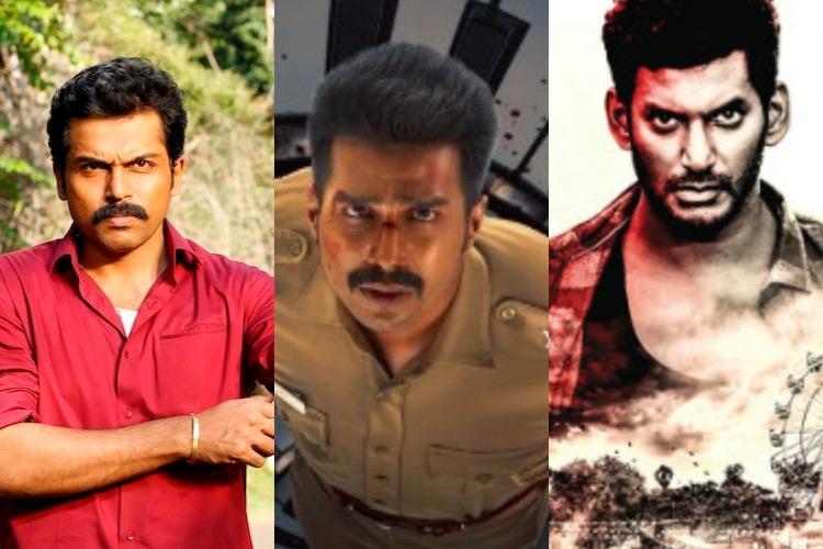From 'Kadai Kutty Singam' to 'Ratsasan', Tamil films playing
