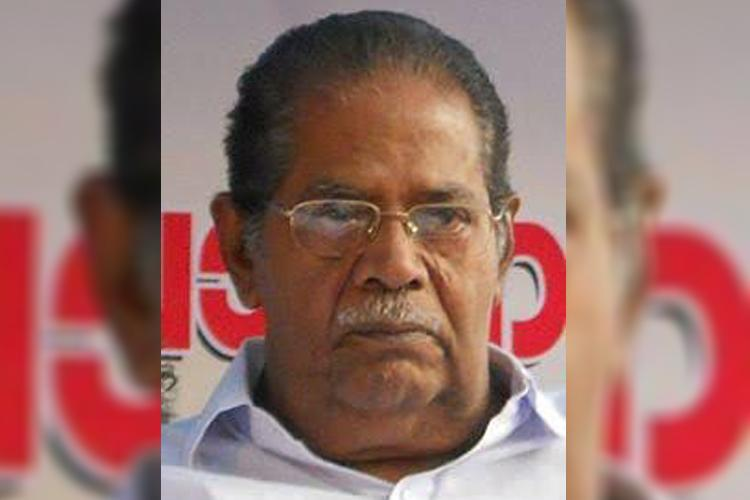 Former Kerala Minister and Congress veteran Kadavoor Sivadasan passes away