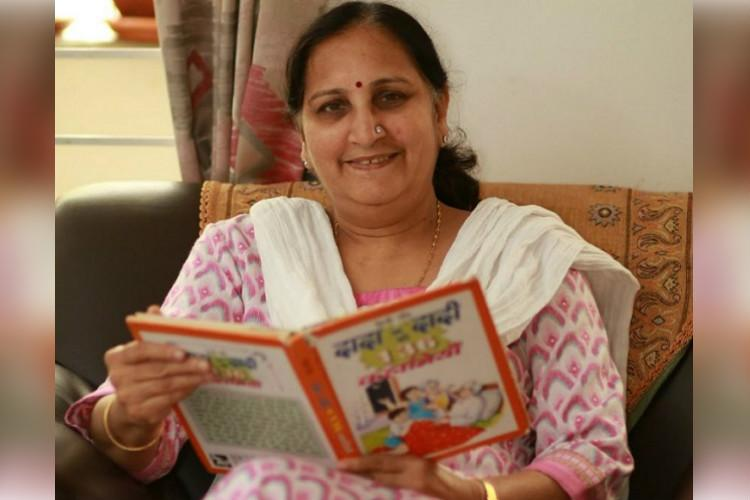 Meet the Bengaluru nani who shares the joy of stories with over 10000 grandchildren