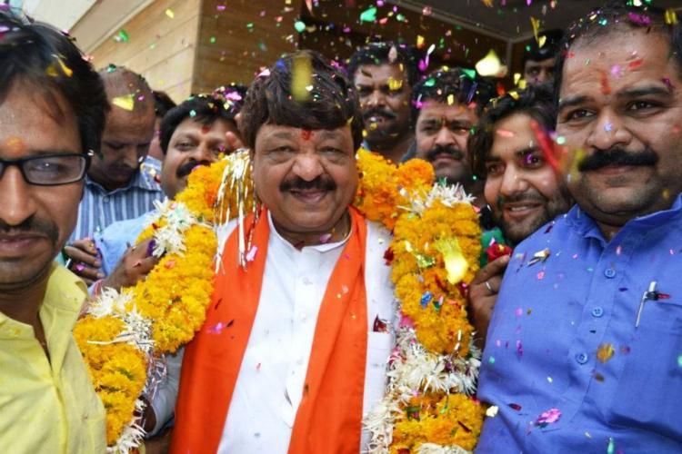 BJPs Vijayvargiya clarifies statement on Rohiths suicide blames media for distortion