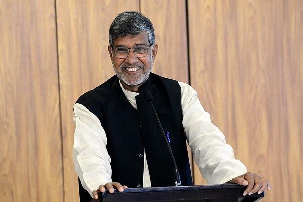 Use tech to solve social problems Nobel laureate Kailash Satyarthi tells entrepreneurs